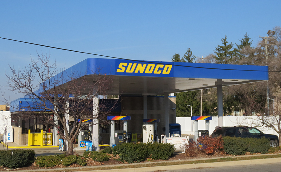 The Best Gas Station